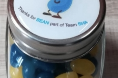 Jelly Bean Jars