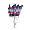5-Pole-Cluster-Flag