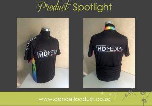 HD Media Cycling Jersey
